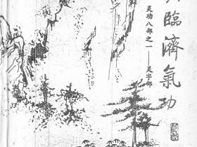 灵功八部之1—灵字部【峨嵋临济灵悟气功】(傅伟中)