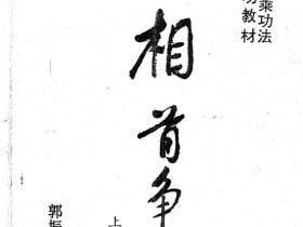 道家密法──中国相首争功法系列八册电子版