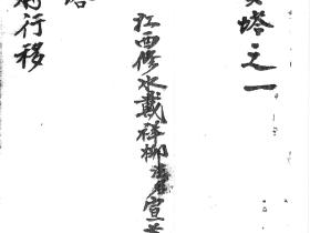 江西修水戴祥柳玲珑宝塔法本八册电子版