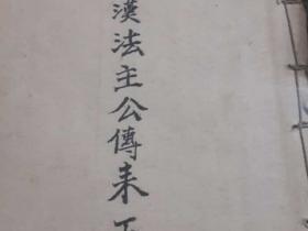 吕山良金羅漢法主公傳來正法五册电子版